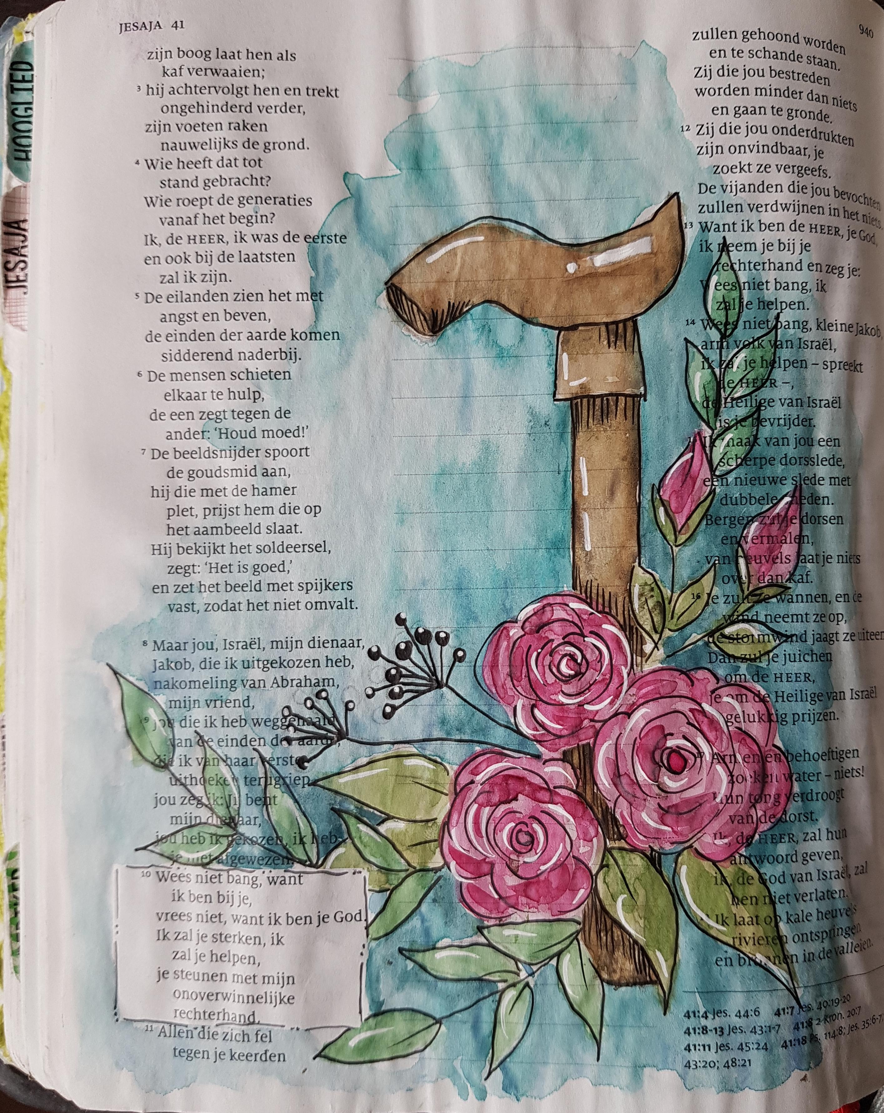 bijbeljournaling