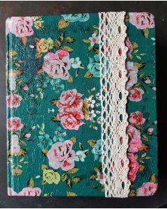 schrijfbijbel bloemen