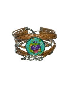 armband Love mint
