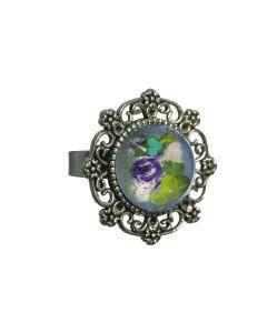 Ring rond pastel